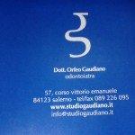 Dentista Dr. Orfeo  Gaudiano